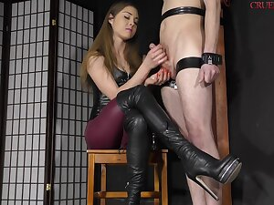 CruelHandjobs - Slave Can't Help It
