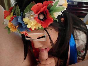 Aziza in Kiev - Span 1 - AsianSexDiary